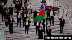Tokio Olimpiyadası, Azərbaycan idmançıları, 23 iyul 2021
