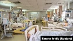 Bolnica u Novom Pazaru, 15. mart
