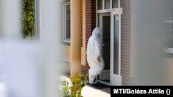 Szeptember közepén a lakók harmada megfertőződött a nyíregyházi Tündérkert idősek otthonában.