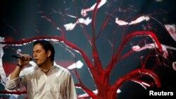 Айко на конкурсе «Евровидение», 2007 г.
