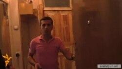 Վարդան Գերավետյանի տունը խուզարկել են՝ դուռը կոտրելով