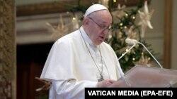 پاپ فرانسیس، رهبر کاتولیکان جهان