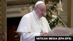 Roma papası Frensis