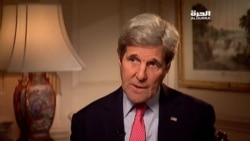 Kerry Sees Progress In Fight Against Islamic State Militants