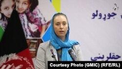 سوزان فرهمن مسئول یونیسف در افغانستان