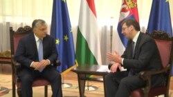 Vučić i Orban u Beogradu