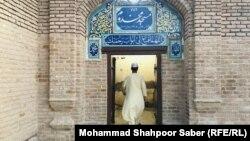 مسجد مخدوم در ولایت هرات