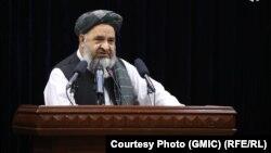 قاسم حلیمی، وزیر حج ارشاد حج و اوقاف افغانستان
