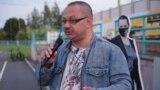 Палітвязень Юры Ўласаў, архіўнае фота