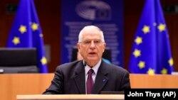 Глава внешнеполитического ведомства ЕС Жозеп Боррель