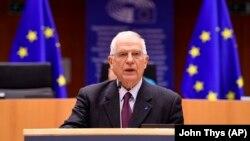 Европа Иттифоқининг ташқи ишлар мутасаддиси Жозеп Боррель