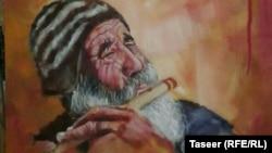 د رفیع الله رسولي انځورګري