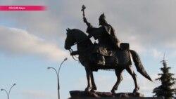 В России открыли первый памятник Ивану Грозному
