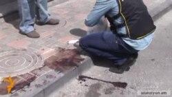 Стрельба на «Вернисаже», пятеро ранены