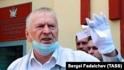 Владимир Жириновский, раиси Ҳизби либерал-демократии Русия