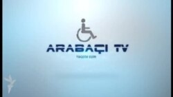 """Əlillər üçün """"Arabaçı TV"""" açıldı"""