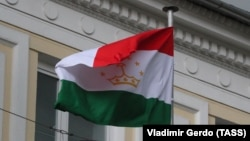 پرچم ملی تاجیکستان