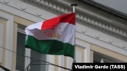 Здание посольства Таджикистана в Москве