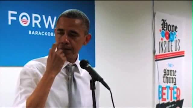Lacrimile unui președinte