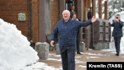 Александр Лукашенко, авторитарный правитель Беларуси.