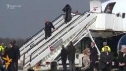 Princi Charles arrin në Beograd