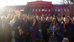 Флешмоб GlobalShevchenko відбувся у Києві (відео)