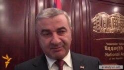 Ղարաբաղում ԵՏՄ-ին միանալու՝ Հայաստանի որոշումը «ընդունվեց հարգանքով»