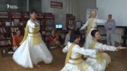 Индия ыр-бийи Бишкекте