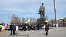 У Донецьку створили «Восточный фронт» не за Януковича, а самі за себе