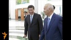 Қытай басшысы - Ташкентте