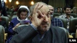 ژان کلود کریر در مرکز فرهنگی رایزن، تهران