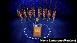 Виступ Джо Байдена на з'їзді Демократичної партії США, 20 серпня 2020 року