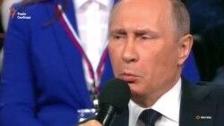 «Ралдугін витратив всі гроші на музичні інструменти» – Путін про офшорний скандал (відео)