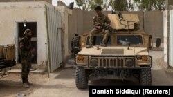 Афганский спецназ против «Талибана»: трудные бои (фотогалерея)