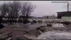 Паводок-2021 в Татарстане