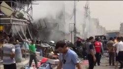 Bombaški napadi u Bagdadu