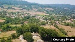 امامزاده حارث آقمشهد مازندران و اراضی اطراف