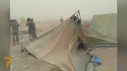 Dozens Hospitalized in Iraq's Anbar Province After Sandstorm