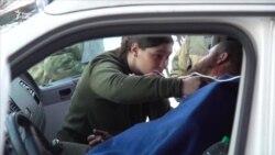 Огонь и холод: в Авдеевке не прекращаются ожесточенные бои (видео)