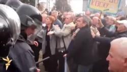 Стечајци, протести, независност, Венизелос