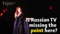 Russian TV Doesn't Get Ukraine's Eurovision Entry