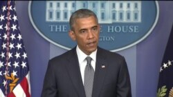 Obama: MH17 Tragedy Calls For Immediate Cease-Fire In Ukraine