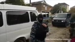 В Крыму проводят обыски в домах крымских татар (видео)