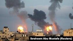 ХАМАС Қуддусга ракеталар отди.