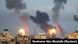Газа тилкеси.