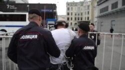 Мітинг за вільний інтернет у Москві, є затримані (відео)