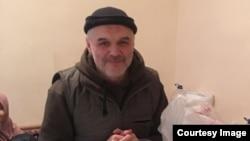 Руҳиддин Фахриддинов манзхил колонияда, август, 2019 йил