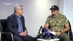 Convorbirile Sarkisian-Pașinian de la Erevan s-au soldat cu un eșec