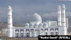 Масҷиди калони Душанбе