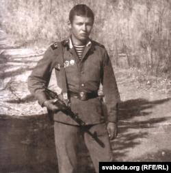 Барыс Дубоўскі ў Кандагары, 1981 год